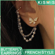 butterfly, tasselsearring, Fashion Accessory, Fashion
