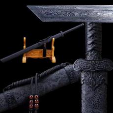 Steel, bloodgroove, blackbronze, patternsteel