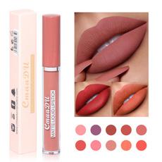 Fashion, Lipstick, Waterproof, moisturizinglipglaze