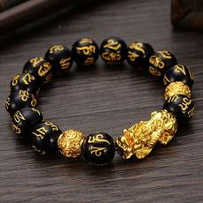 Jewelry, Beauty, Gifts For Men, obsidianbracelet