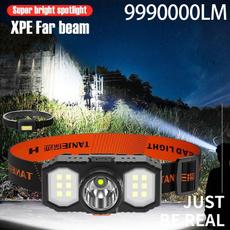 Flashlight, LED Headlights, led, usb