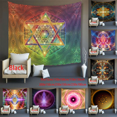 tapestrywallmap, art, Home Decor, tapisserie
