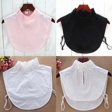 ladiesfashioncollar, Stand Collar, topaccessorie, Shirt