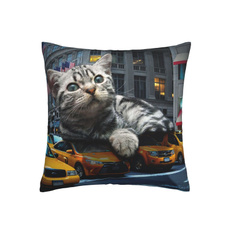 personalized pillowcase, decorationpillow, Simple, Sofas