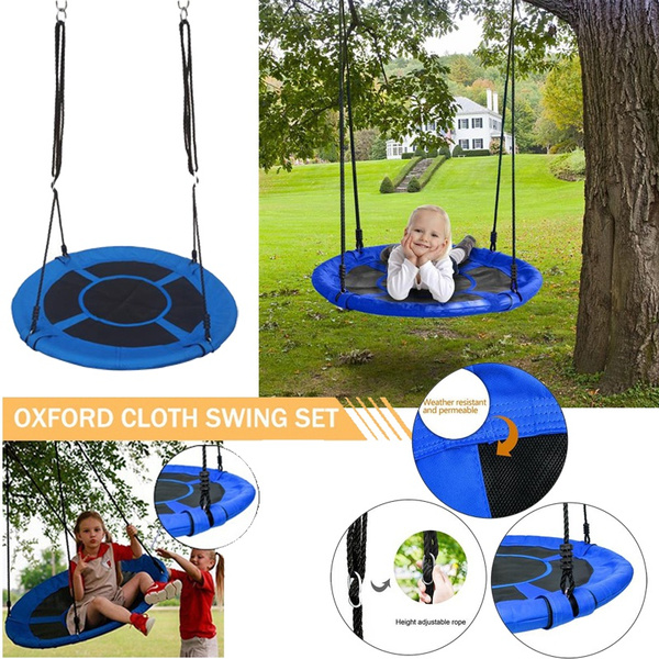 swingseat, ropechair, Outdoor, kidsswingtree