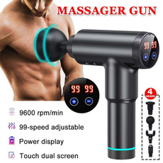 Fitness, musclemassager, exerciseequipment, electricmassager