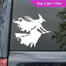 Car Sticker, windowsticker, wicca, witchcraft