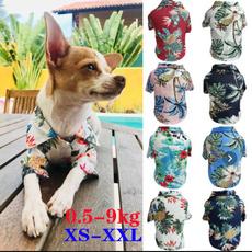 dog clothing, Vest, Fashion, Hawaiian
