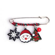 snowman, Christmas, Fashion Accessories, crystalbrooch