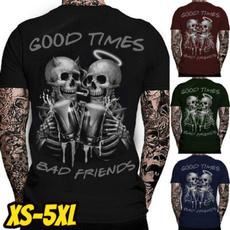 Summer, Goth, Plus Size, summer t-shirts