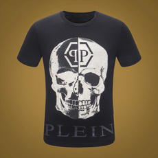 Shorts, Shirt, skull, Cool T-Shirts