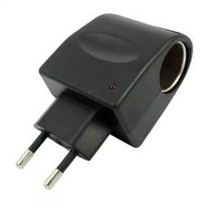 lighterwall, Cars, Adapter, 220vacto12vdc