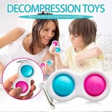 Toy, pushuppop, Gifts, bubble