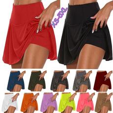 Summer, Shorts, Yoga, Fitness