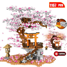 bricksforgirl, Toy, cherryblossom, blossom