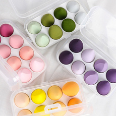 make up pads, Beauty, Colorful, spongepuff