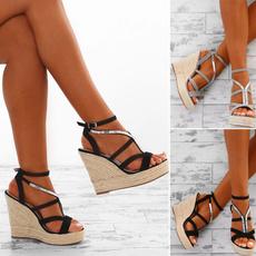 Shoes, Summer, Sandals, Fashion