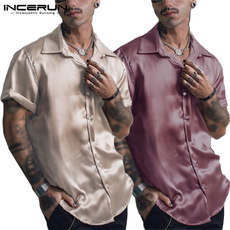 holidayshirt, collared, short-sleeved shirt, clubwear