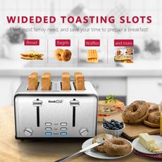 Steel, Stainless Steel, toasteroven, Ovens & Toasters