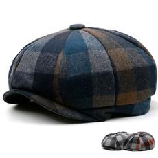 woolen, blackberet, Fashion, Winter