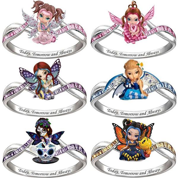 Sterling, cute, fairy, Fashion