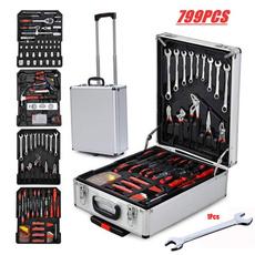 case, Aluminum, repairtool, spannerwrench