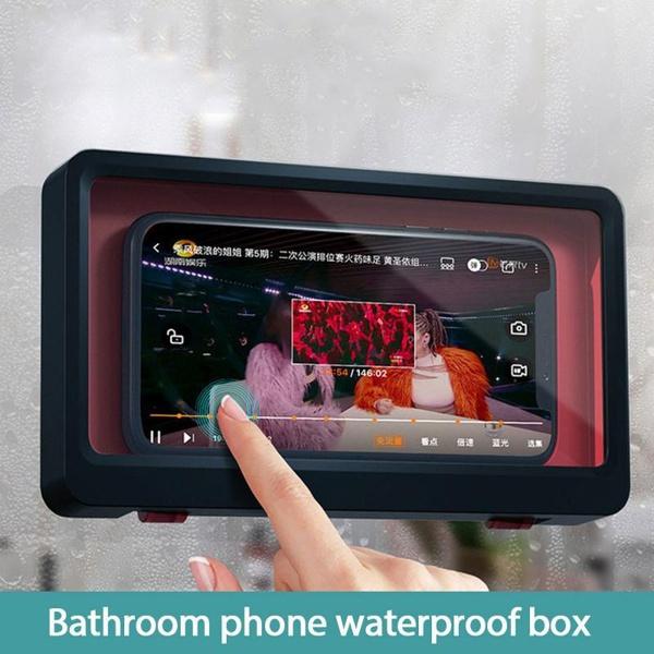 Box, Bathroom, wallmountedholder, Touch Screen