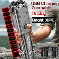 Flashlight, torchflashlight, led, Battery
