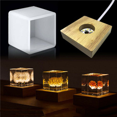 cylinderlightresinmold, ledsiliconemold, Gifts, Silicone