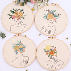 embroiderycrossstitch, creativeembroiderypainting, Embroidery, european