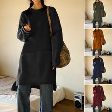 dressesforwomen, Winter, Sleeve, Long Sleeve