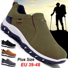 Outdoor, campaignshoesmen, Hiking, leather