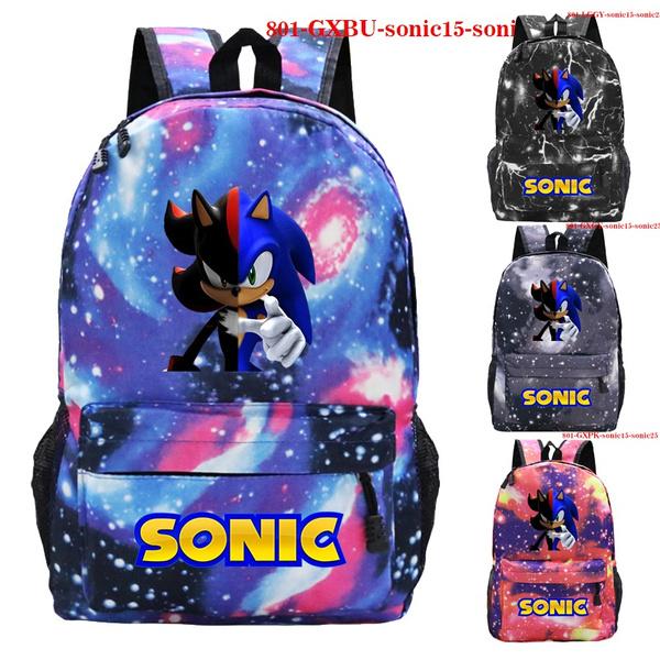 travel backpack, sonic, School, Fashion