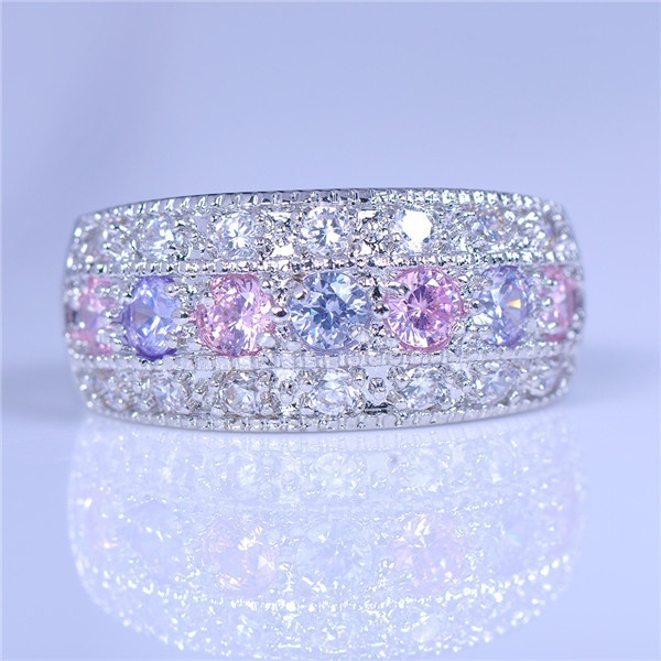 pink, czring, Love, wedding ring