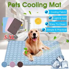 Summer, dogicemat, petcoolingmat, Beds