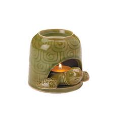 Turtle, homefragrancestone, Candle Holders & Accessories, Wax