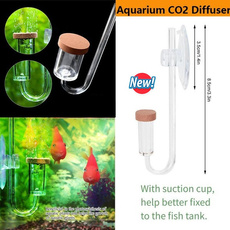 Plants, Ceramic, Tank, fishco2diffuser