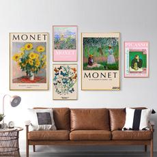 art print, picassopainting, Wall Art, Vintage