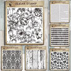 scrapbookingstamp, Stamps, Clear, panalisacraft