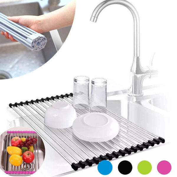 Steel, dryingtool, Kitchen & Dining, Silicone