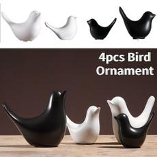 Home & Kitchen, art, ceramicbird, sculpturecraft