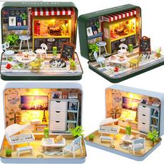 boxtheater, miniaturypropanenky, boxszínház, Gifts