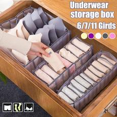 Storage Box, Box, Underwear, Closet