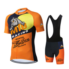 Summer, Polyester, Full, Cycling