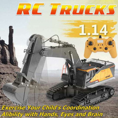 Truck, Toy, Remote Controls, Children's Toys