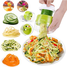 Kitchen & Dining, grater, spiral, Slicer