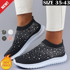 Sneakers, Fashion, Knitting, Socks