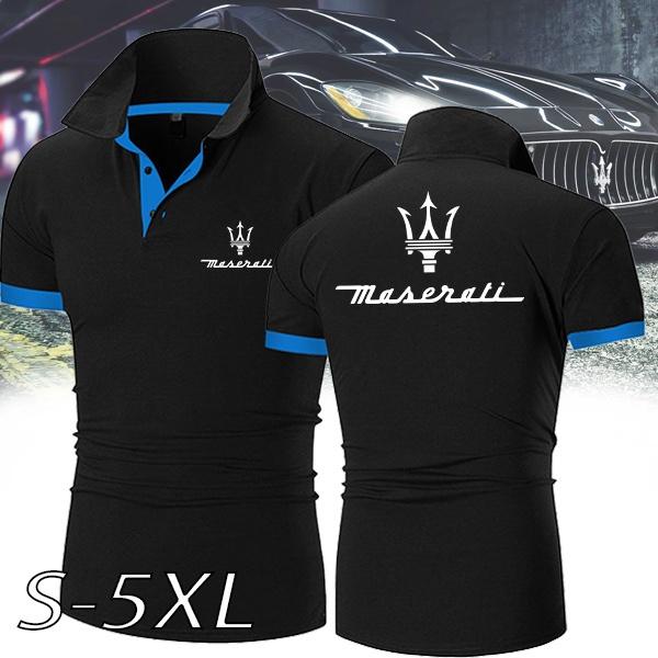 Summer, Outdoor, Golf, Cotton T Shirt