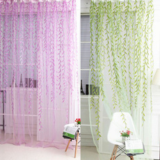 blind, willowcurtain, Sheer, willow