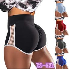 Shorts, Yoga, Fitness, slim